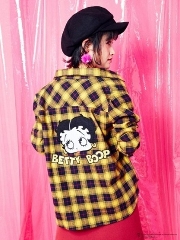 CECIL McBEE × Betty Boop コラボ ♪