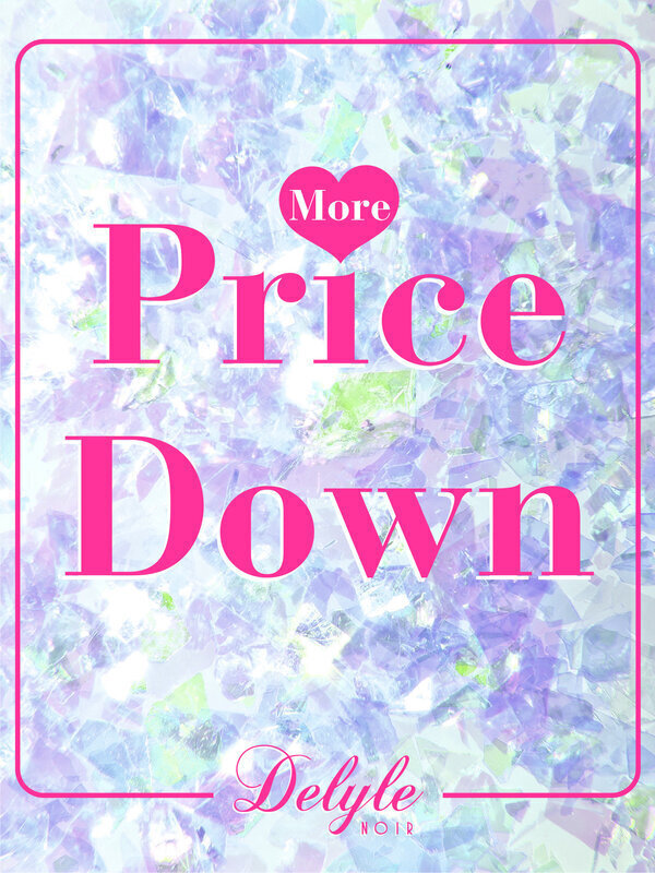 More Price Down♡