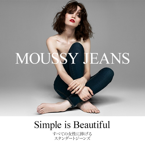 MOUSSY JEANS